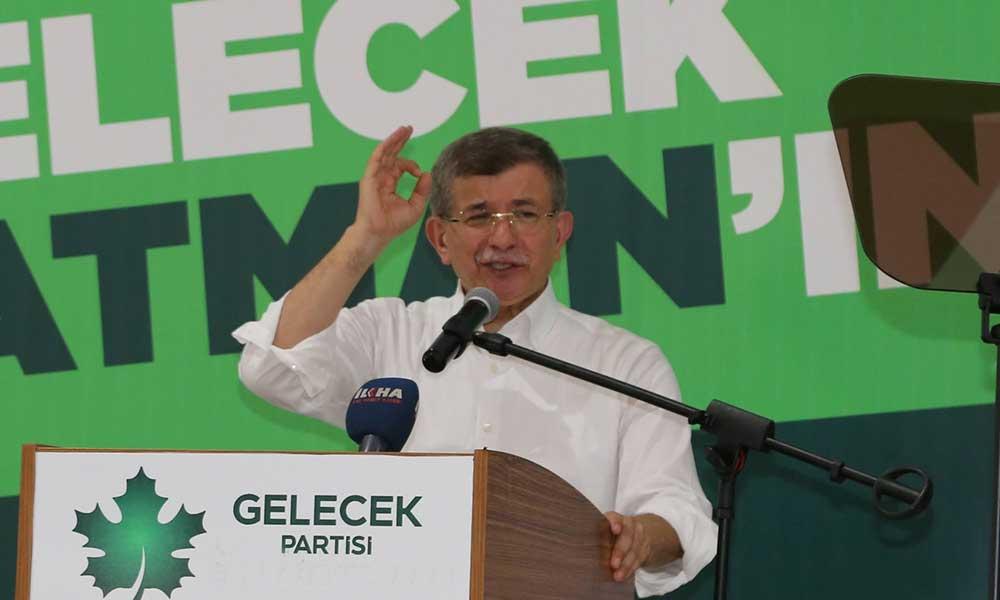Davutoğlu: Kürtler kendisini özgür, eşit ve huzurlu hissetmezse, hiçbirimiz huzurlu olamayız