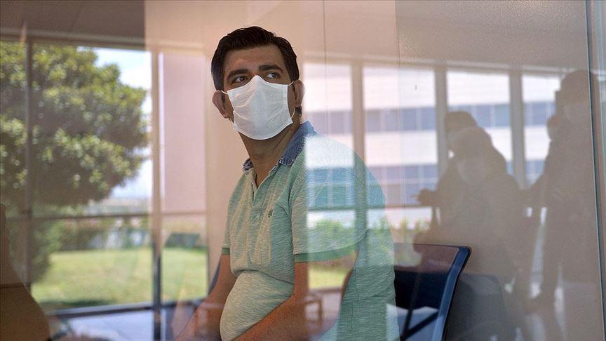 Koronavirüs tedavisinde 24 kilo veren hemşire: Meslek hayatımda böyle bir akciğer görmedim