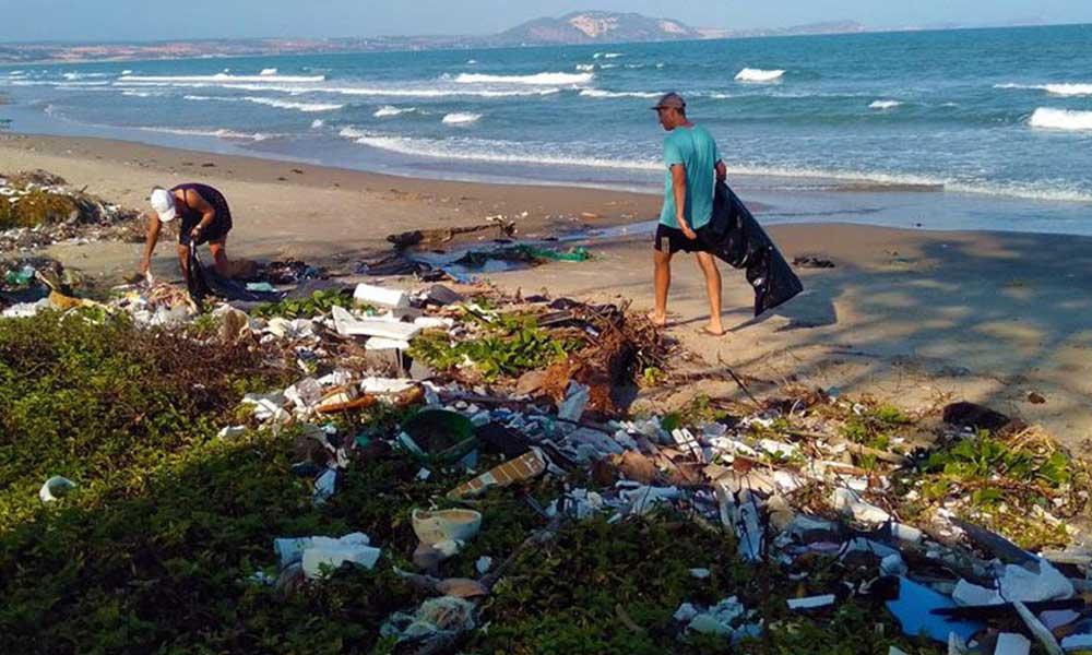 Utanç tablosu! 'Akdeniz'i en çok Türkiye kirletiyor'