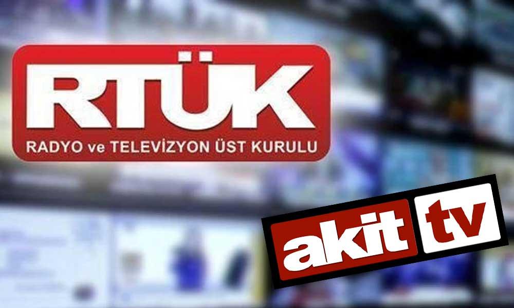 Muhalifleri susturan RTÜK'ten çocuk istismarını öven AKİT TV'ye tam koruma