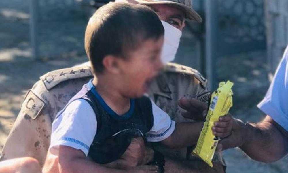 2 yaşındaki Yusuf Mert bulundu