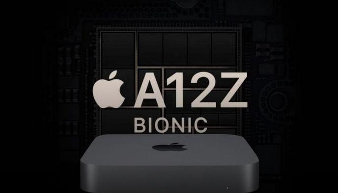 Apple A12Z Bionic , Geekbench testinde ortaya çıktı