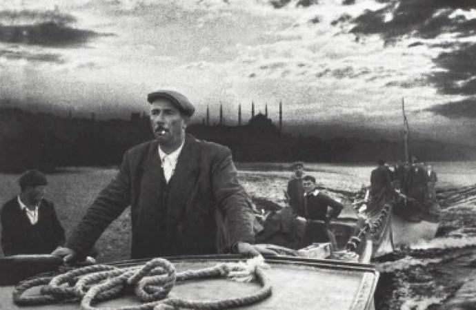 Ara Güler'in ilk röportaj fotoğrafı 20 bin liraya satıldı