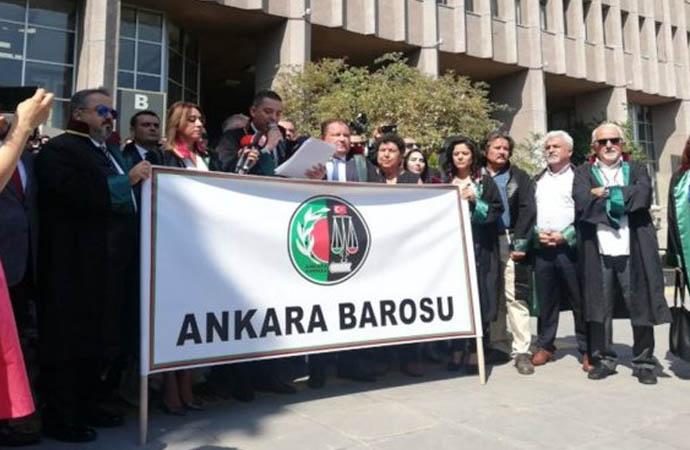 Ankara Barosu'ndan Albayrak Grubu'nun hilafet çağrısına suç duyurusu