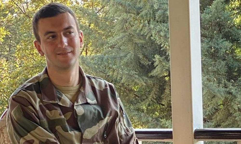 Arkadaşları, bedelli askerlik yapan AKP'li vekilin fotoğraflarını paylaştı