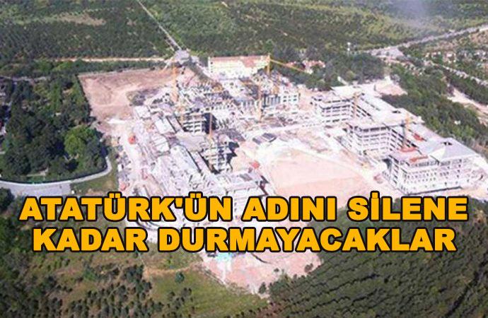 Atatürk'ün mirasını bitiremediler! Yine yapılaşmaya açılıyor
