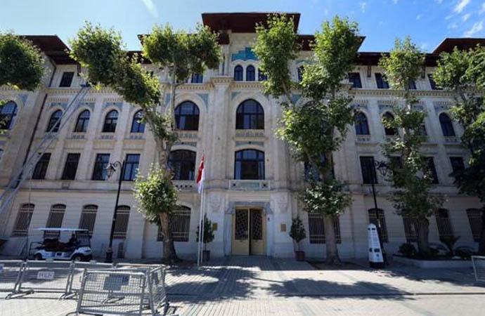 Tapu Kadastro binası Ayasofya Müzesi olacak