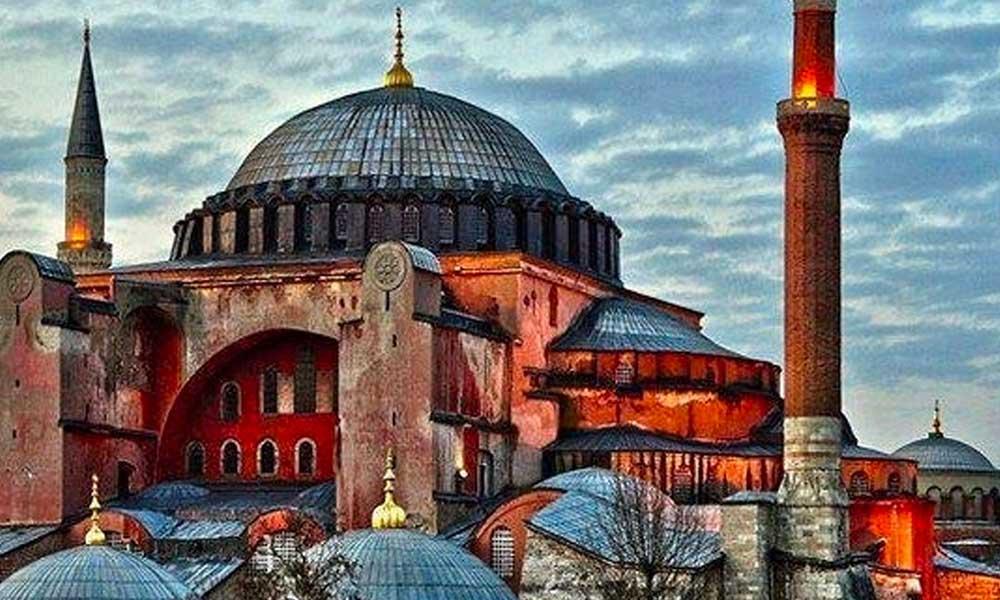 Tartışmalara dahil oldu! UNESCO'dan Türkiye'ye Ayasofya hatırlatması