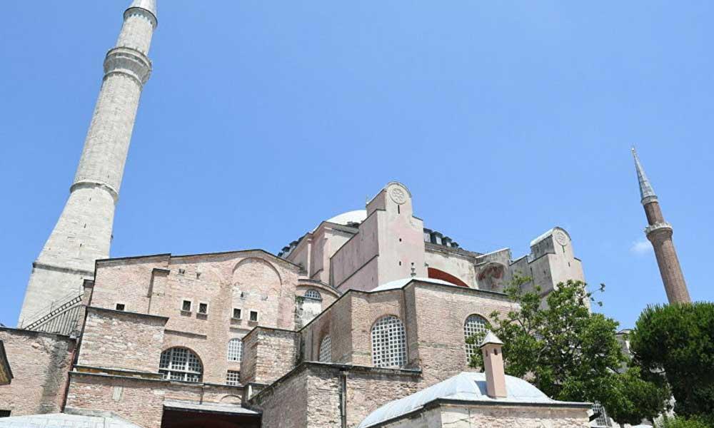 Diyanet İşleri Başkanı Ayasofya'daki ilk namaz için sayı verdi