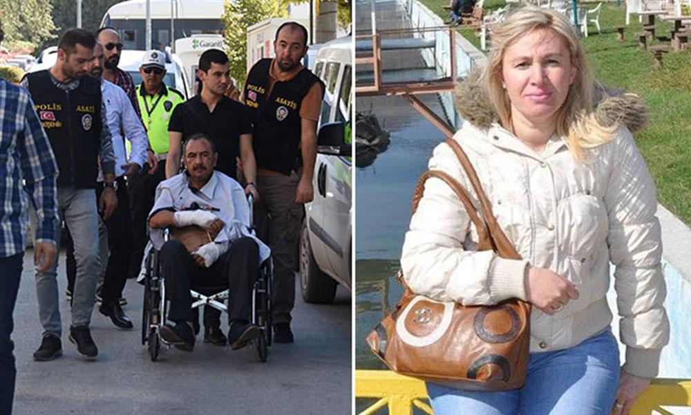 Ayşe Tuba Arslan'ı satırla öldüren eski eşine ağırlaştırılmış müebbet verildi