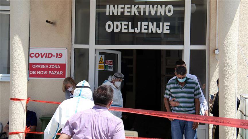Balkanlar'da koronavirüs vakaları artmaya devam ediyor