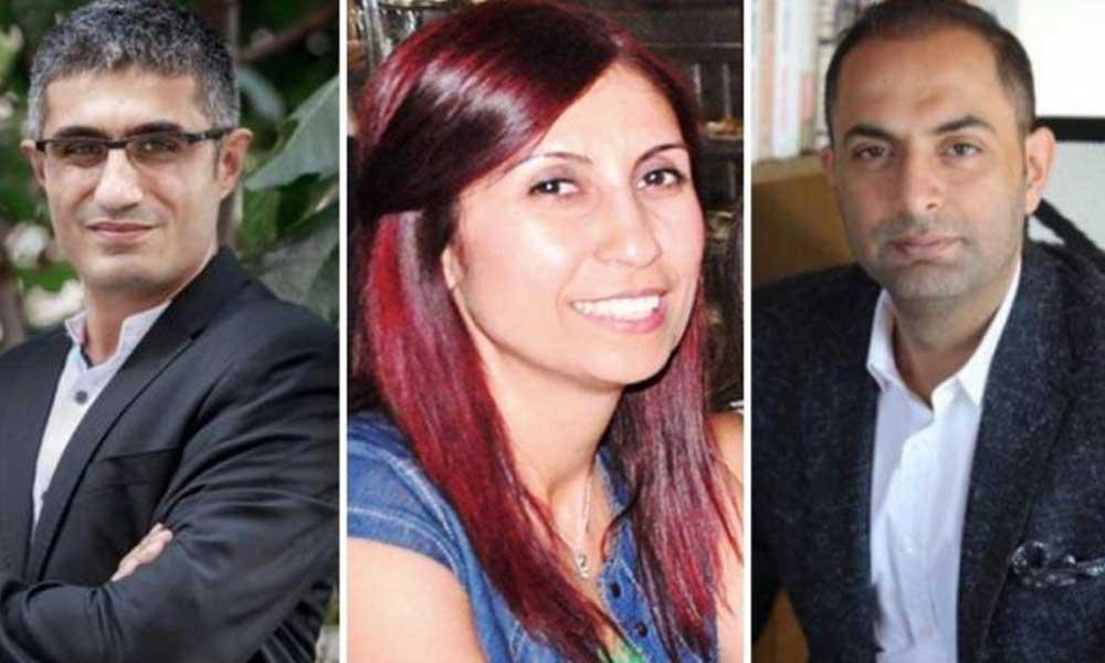 Mahkeme başkanının itirazına rağmen: Barış Pehlivan, Hülya Kılınç, Murat Ağırel'in tutukluluk haline devam kararı