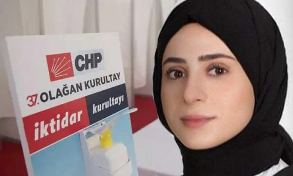 CHP tarihinde bir ilk gerçekleşti… Parti Meclisi'ne girdi
