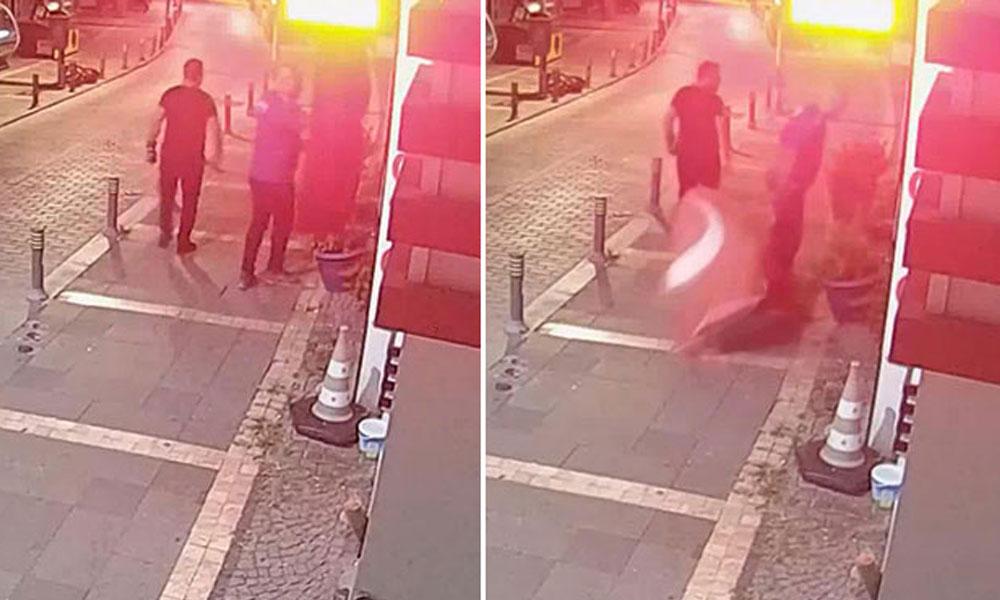 Türk bayrağına saldırmıştı, tutuklandı