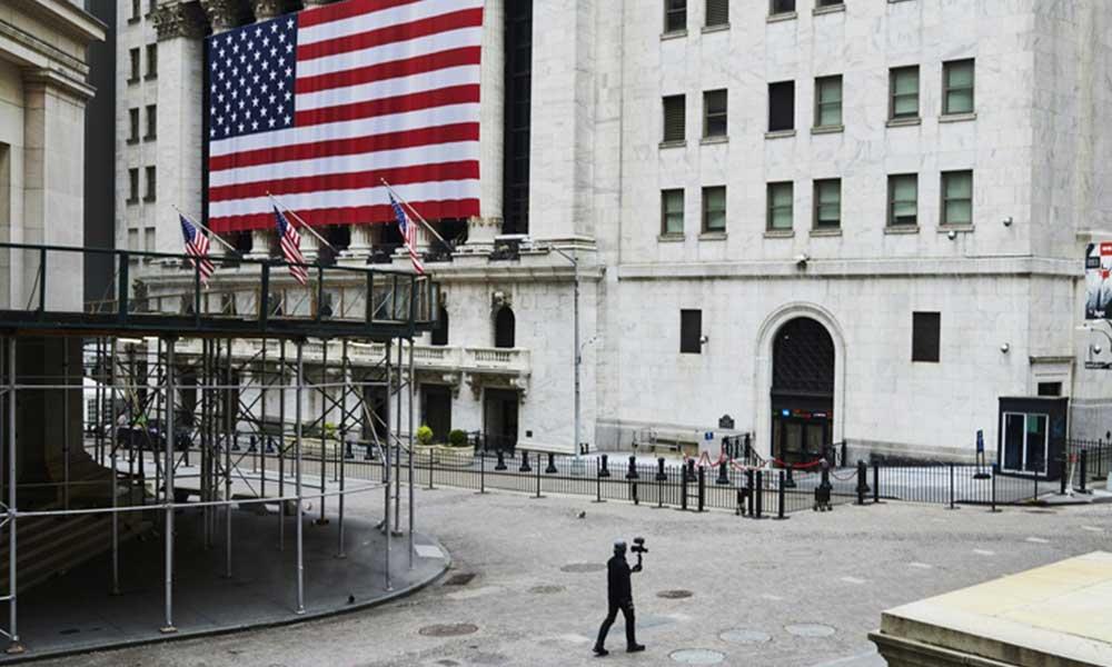 ABD ekonomisinde tarihi düşüş!