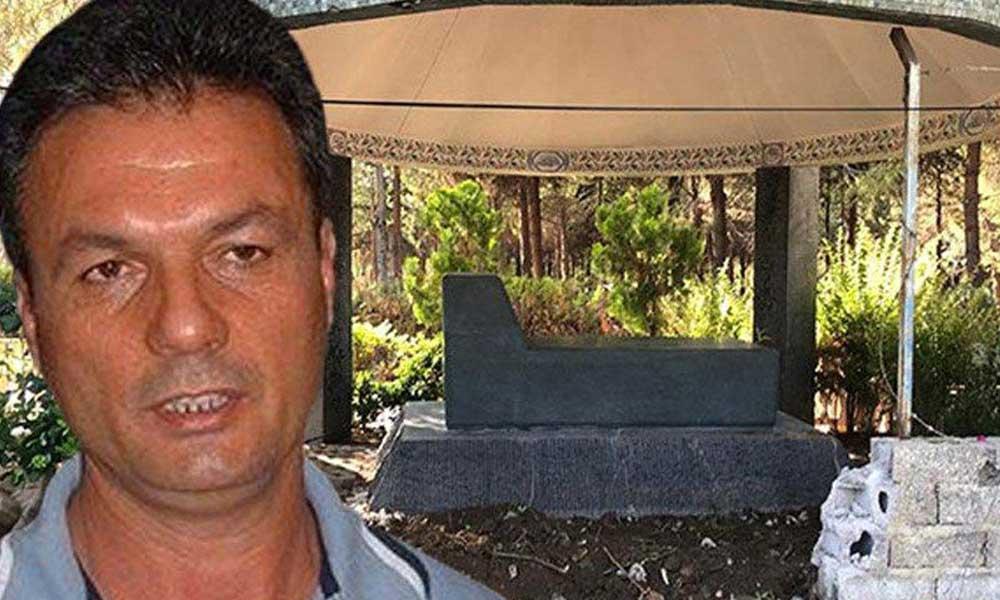 18 sene önce vefat eden belediye başkanının mezarı açıldı