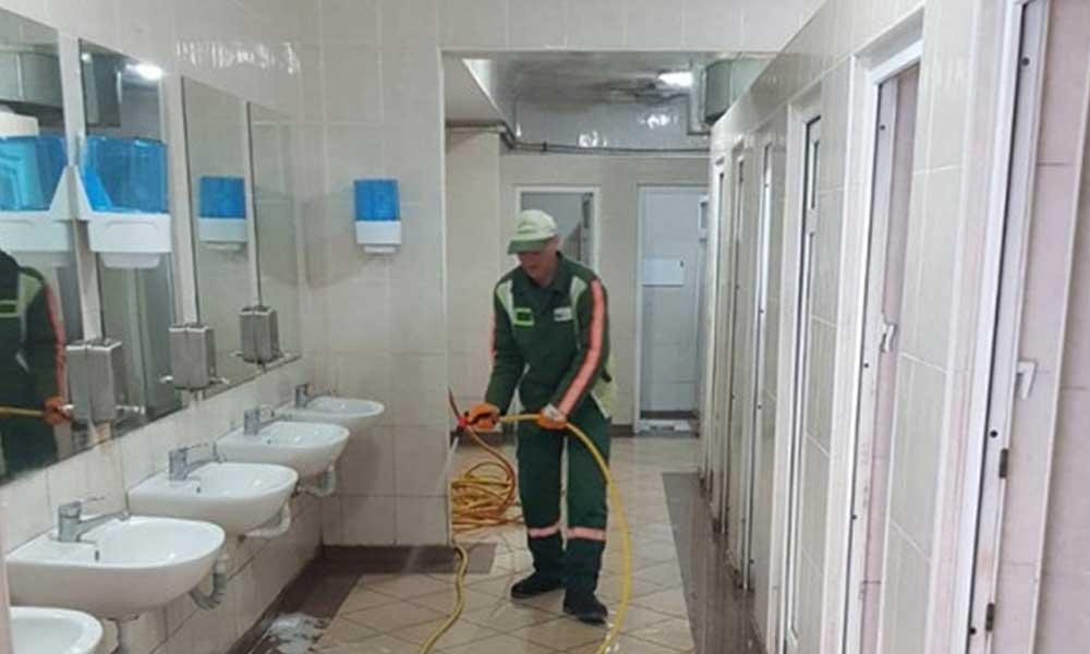 AKP'li belediye cami tuvaletlerinin temizliği için 3 milyon lira harcadı!