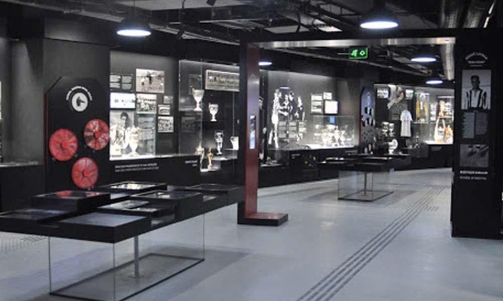 Beşiktaş JK Müzesi dijital ortama taşındı
