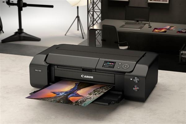 Canon'un yeni profesyonel A3+ fotoğraf yazıcısı imagePROGRAF PRO-300 ile tanışın