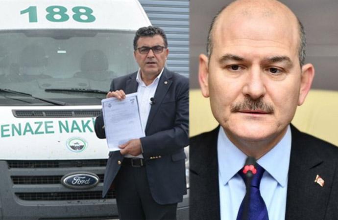 Bir AKP'li aldı bir AKP'li verdi!