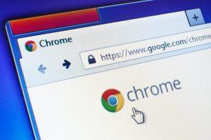 Chrome güncellemesi