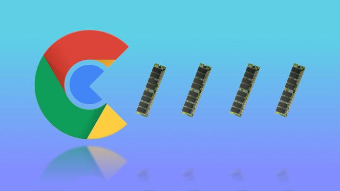 Chrome bellek tüketimini önemli derecede azaltacak