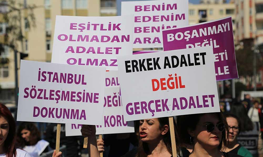 Boşanmak istediği erkek tarafından öldürülmek istenen Elbasan isyan etti: Ölümüze değil, dirimize sahip çıkılsın