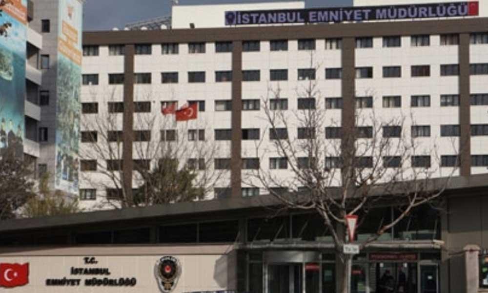 İstanbul Emniyeti'nde 113 rütbeli polisin yeri değiştirildi