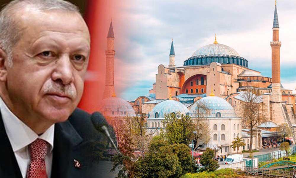 İşte AKP'nin Ayasofya planı