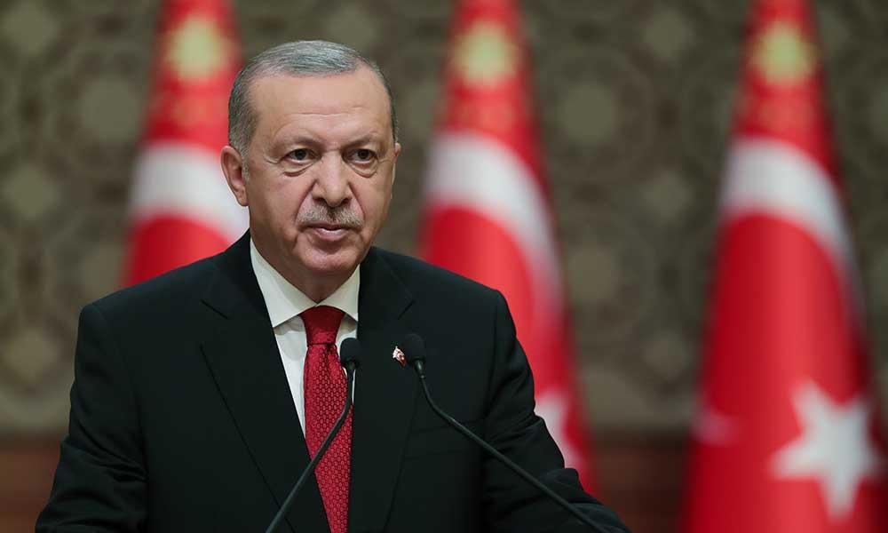 Erdoğan: 15 Temmuz'u anlamak için Ayasofya ve fethini anlamak gerekiyor
