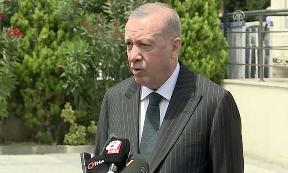 Erdoğan: Türkiye'de evine ekmek götüremeyen olduğuna inanıyor musunuz?