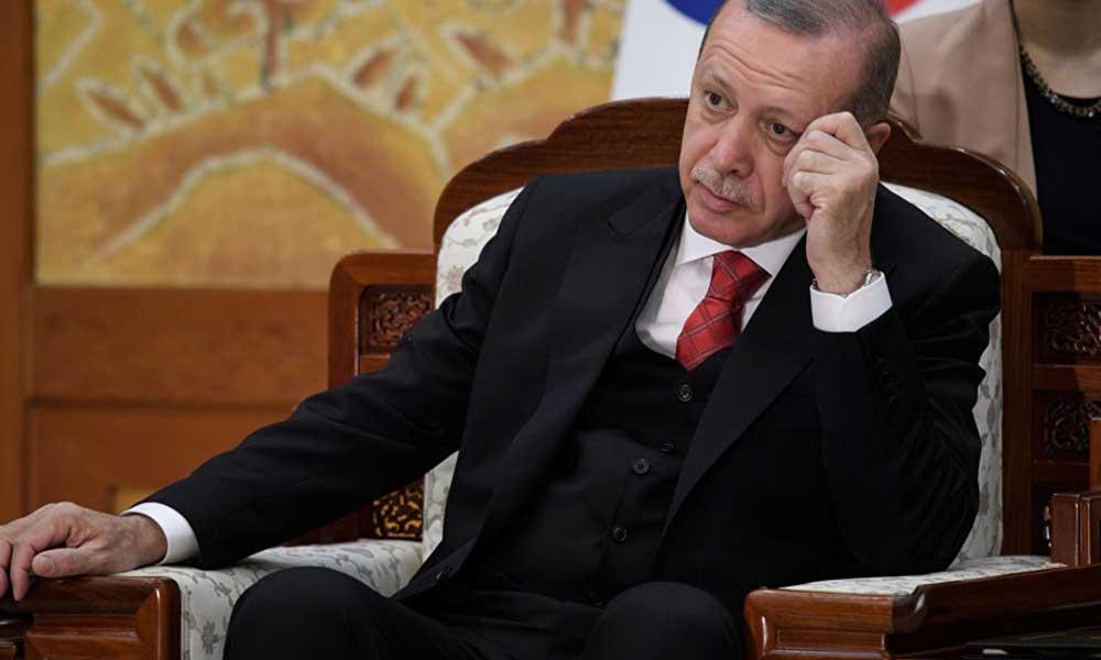 """ABD basınında Erdoğan: """"Hiç bu kadar yalnız gözükmemişti"""""""