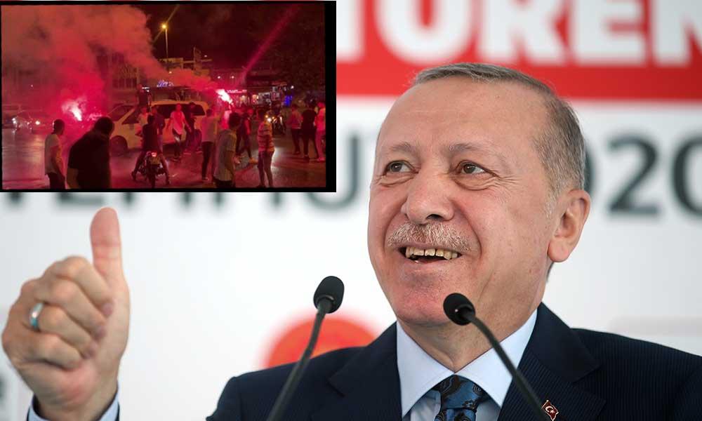 Erdoğan: Valime söyledim hepsini toplayıp götürün