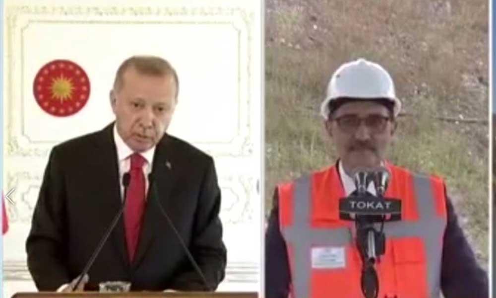 Erdoğan canlı yayında Bakan'a çıkıştı: Müsaade edin de konuşalım