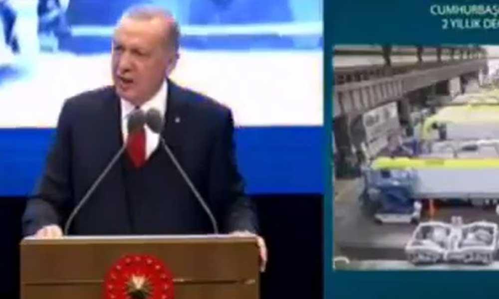 Erdoğan konuşmasında küplere bindi: Söylemesek alkışlamayacaksınız