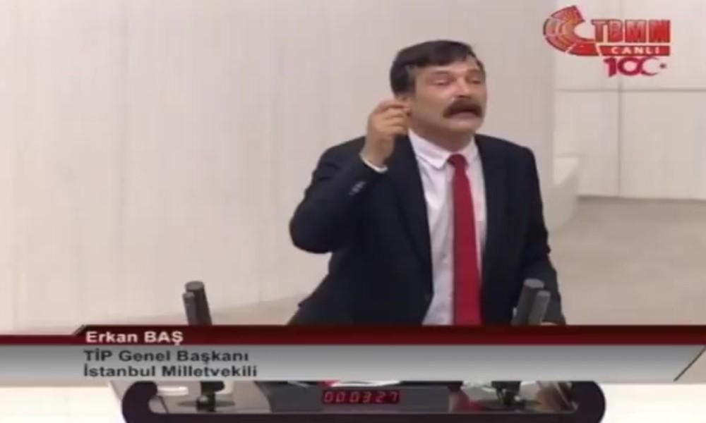 Erkan Baş'ın sözleri AKP'lileri çıldırttı… 'Pis' müdahale