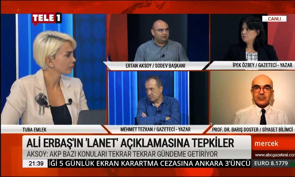 Ertan Aksoy: 'Deli Fesli'nin zırvalıkları talebe dönüşmüş durumda