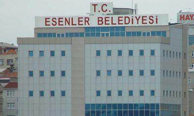AKP'li Esenler Belediyesi pandemi yasaklarını deldi