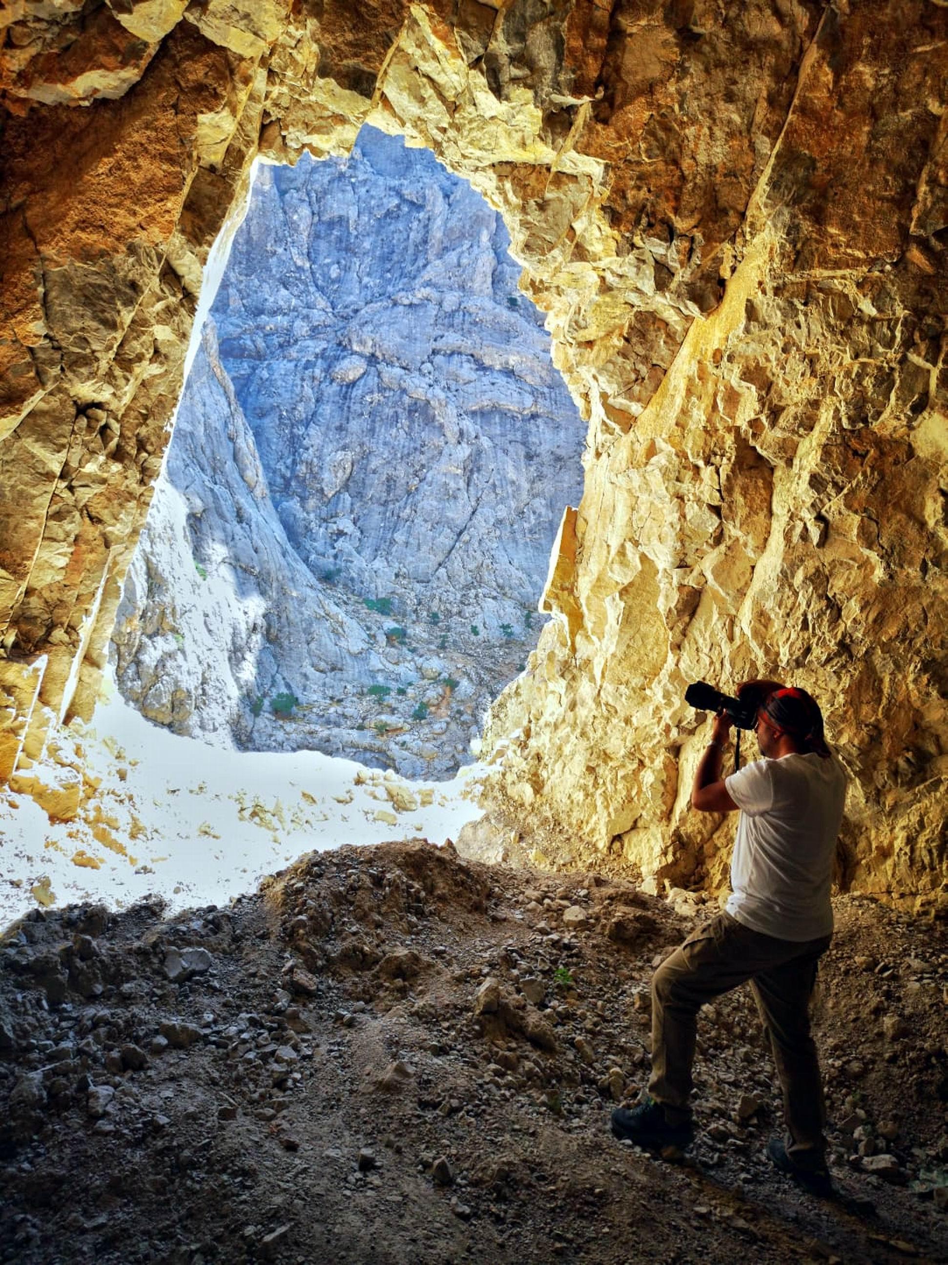 Maceraperestlerin vazgeçilmez adresi: Erzincan Kemaliye Karanlık Kanyon