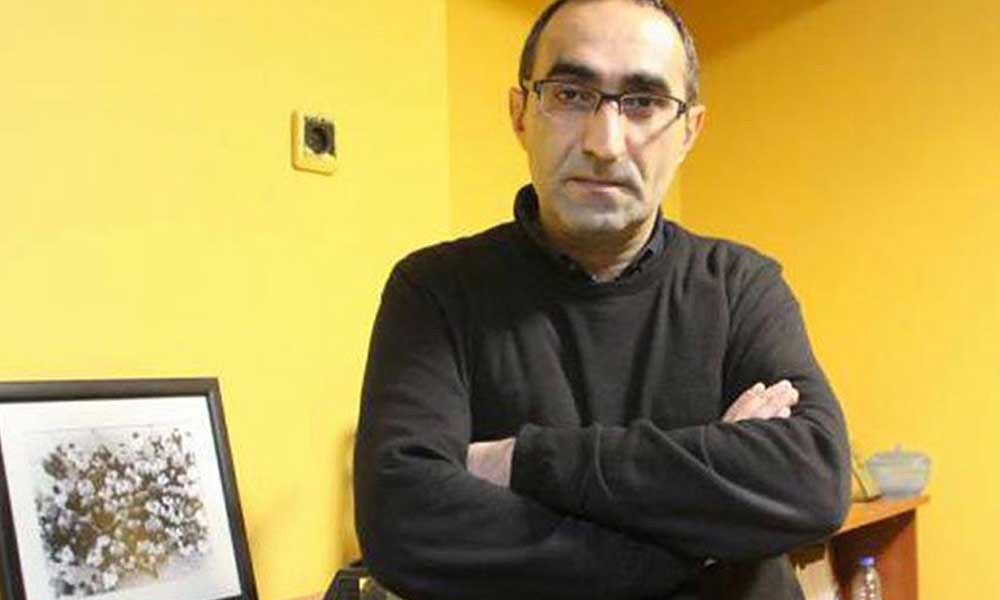 Basın Özgürlüğü ödülüne Fatih Polat layık görüldü