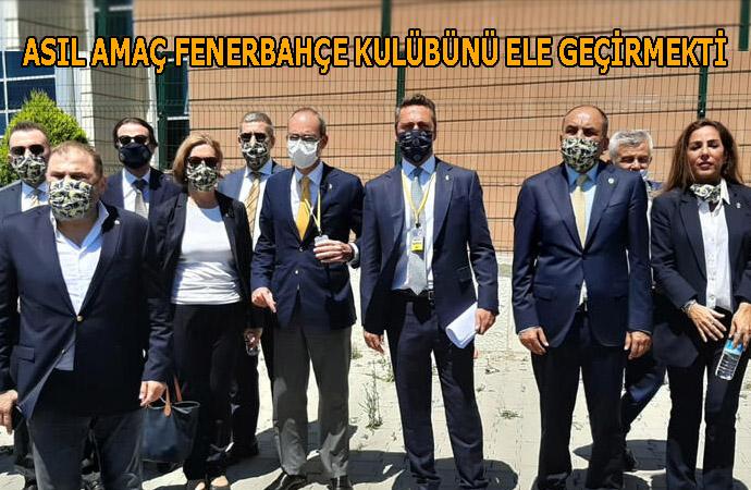 'Futbolda şike kumpası' davasında Ali Koç ifade verdi: Fenerbahçe tertemiz bir tarihe sahiptir