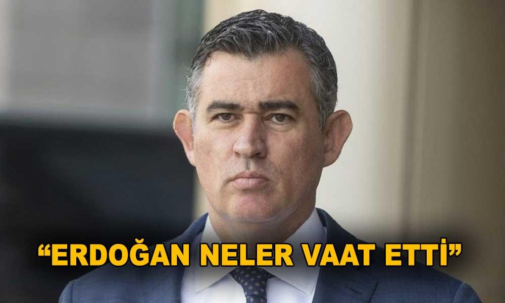 Hatay'dan Metin Feyzioğlu'nu zora sokacak açıklama