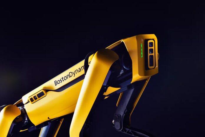 Boston Dynamics 'in robot köpeklerini satın aldı
