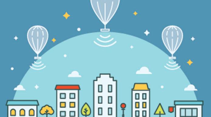 Google Loon balonları her yere internet sağlıyor