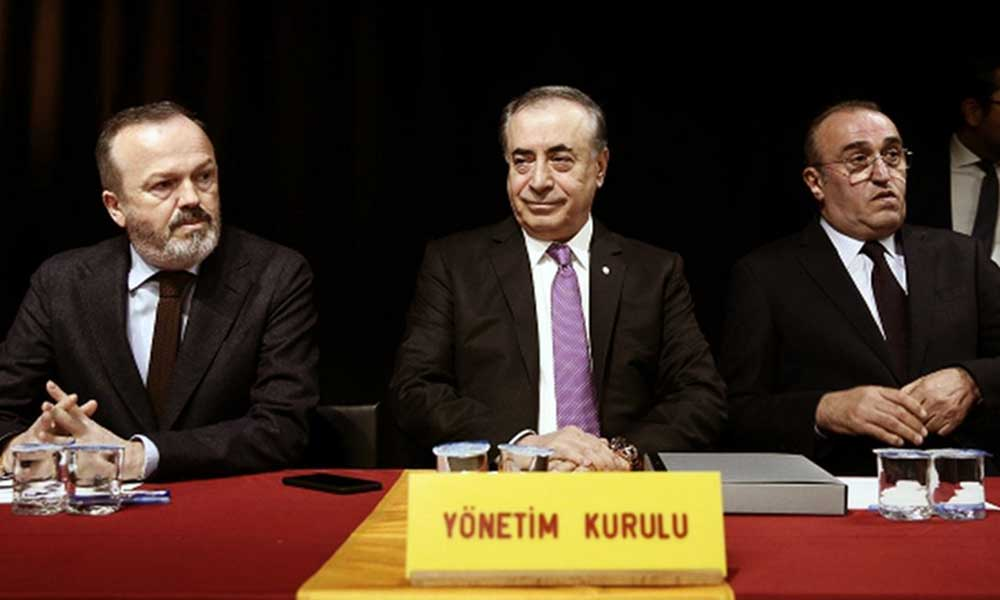 Galatasaray istifa iddiası ile çalkalanıyor! Erken seçim mi olacak?