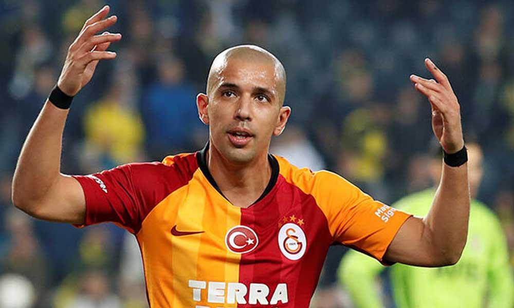 Galatasaraylı Feghouli'den, A Spor yorumcusuna çok sert ırkçılık tepkisi