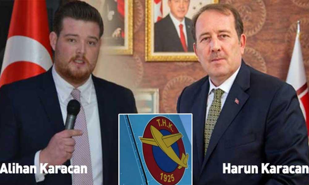AKP'nin liyakatlı evlatları! 1 ay önce üye olduğu THK'nın başına getirildi