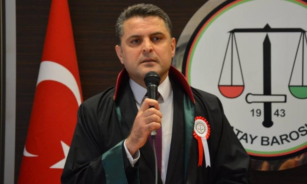 Gözaltına alınan Hatay Barosu Başkanı Dönmez'den açıklama: O polisler tutuklanmalı
