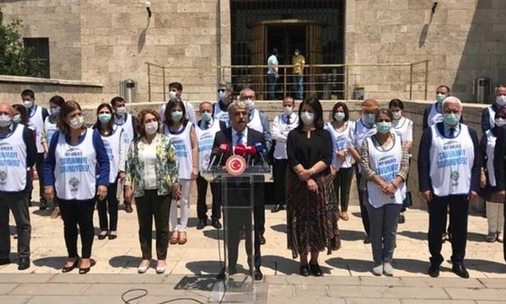 HDP start verdi: Bu gidişatı durduracağız