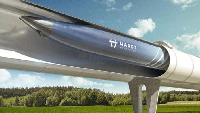 Hyperloop devlet desteğini aldı